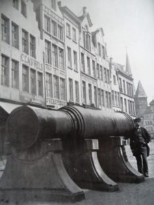 Ghent in the old days